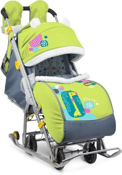 Купить Санки-коляска Ника Детям 7-2 (НД7-2) в Екатеринбурге на Sport ... 34b4d52084a