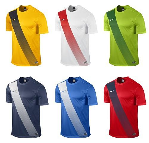Купить Футбольная форма NIKE SASH в Екатеринбурге на Sport-timepro ... 35b96950636