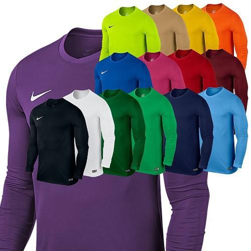 Купить Футбольная форма Nike Park VI LS в Екатеринбурге на Sport ... 0d51859e66a